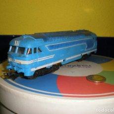 Trenes Escala: LOCOMOTORA PAYA H0. Lote 149375226
