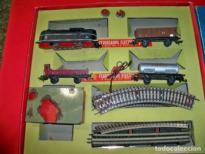 Trenes Escala: Antiguo ferrocarril eléctrico de PAYA HO del año 1959 - Foto 5 - 151500554