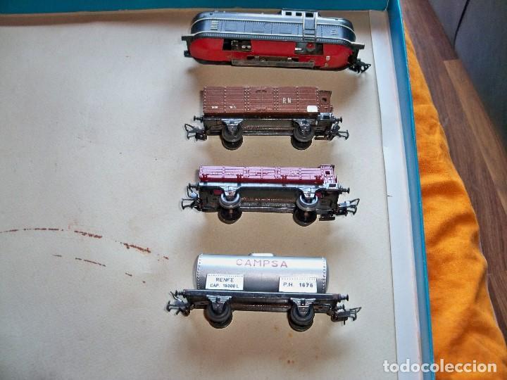 Trenes Escala: Antiguo ferrocarril eléctrico de PAYA HO del año 1959 - Foto 6 - 151500554