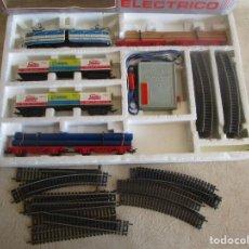 Trenes Escala: TREN FERROCARRIL ELECTRICO PAYA HO. Lote 153876918