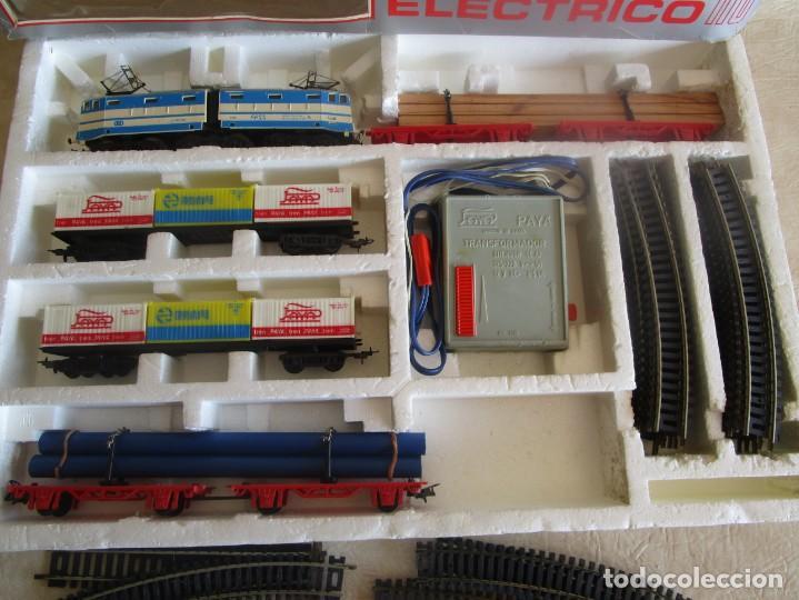 Trenes Escala: TREN FERROCARRIL ELECTRICO PAYA HO - Foto 12 - 252627760