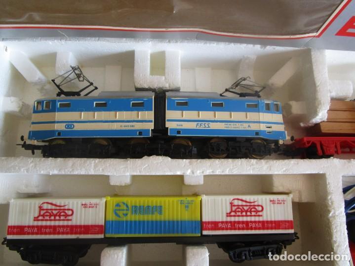 Trenes Escala: TREN FERROCARRIL ELECTRICO PAYA HO - Foto 2 - 252627760