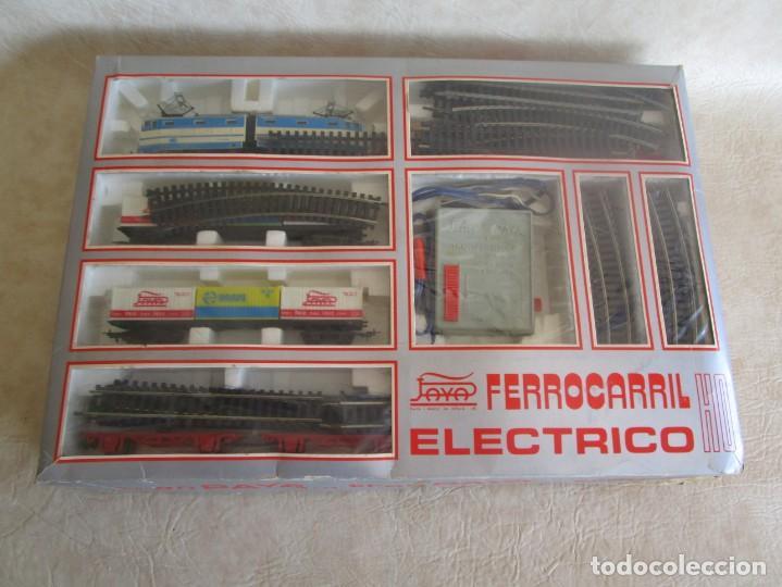 Trenes Escala: TREN FERROCARRIL ELECTRICO PAYA HO - Foto 6 - 252627760