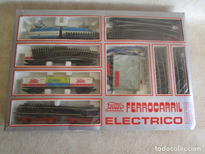 Trenes Escala: TREN FERROCARRIL ELECTRICO PAYA HO - Foto 7 - 252627760