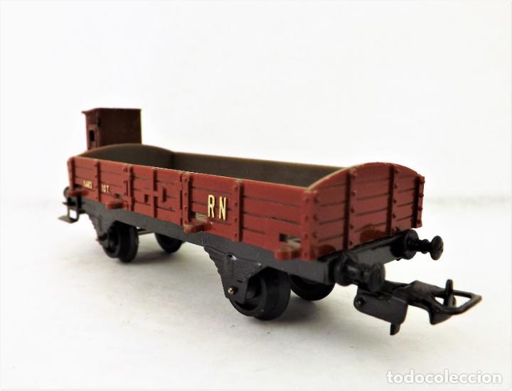 Trenes Escala: Vagón Payá RENFE . Ref 1673 Borde bajo con garita - Foto 3 - 233721740