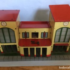 Trenes Escala: PAYA ESTACION TRES CUERPOS ESCALA 0. Lote 156589038