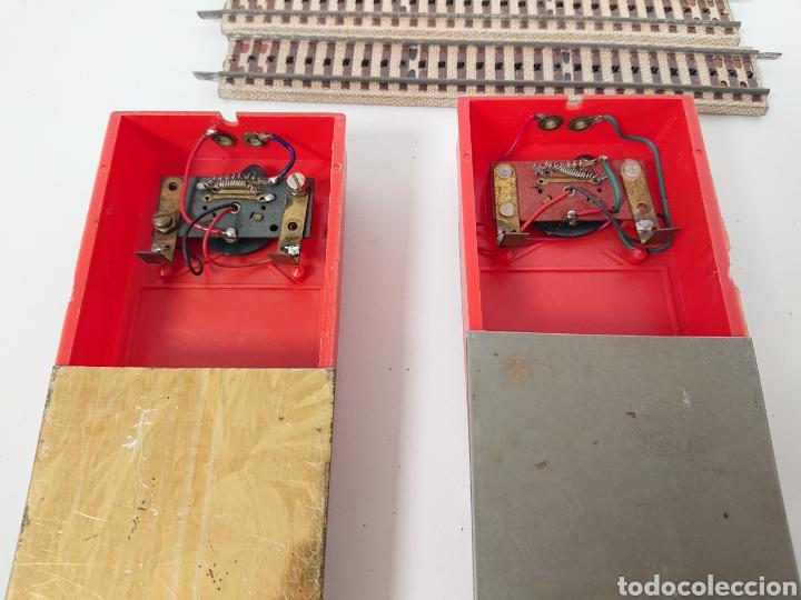 Trenes Escala: Lote locomotora tren Paya 840 con remolque RN y cisterna Campsa Ho - Foto 11 - 157306114