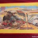 Trenes Escala: TREN DE JUGUETE ANTIGUO PAYA AÑOS 60. Lote 159470622