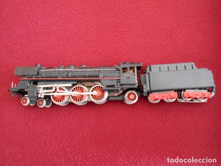 Trenes Escala: tren de juguete antiguo paya años 60 - Foto 3 - 159470622