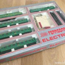 Trenes Escala: FERROCARRIL ELECTRICO HO DE PAYA.. Lote 167874944