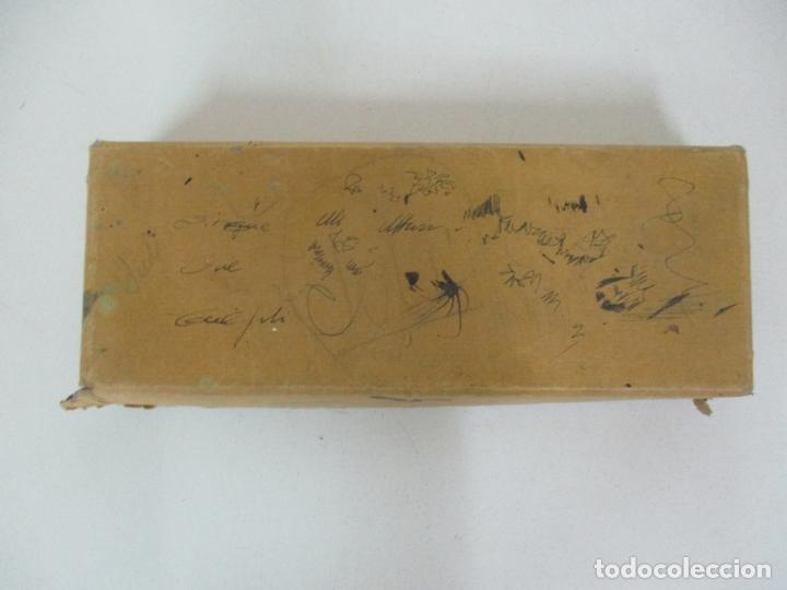 Trenes Escala: Desvío Automático Izquierda - Marca Paya HO - Ref 1466 - Caja Original - Foto 7 - 169676356