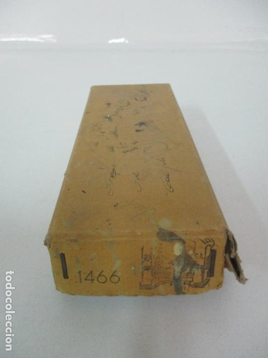 Trenes Escala: Desvío Automático Izquierda - Marca Paya HO - Ref 1466 - Caja Original - Foto 8 - 169676356