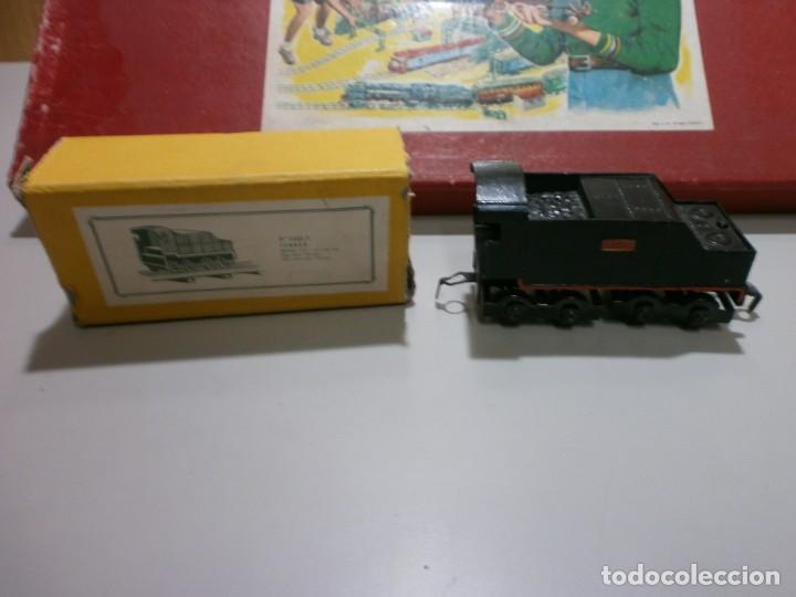 TENDER Nº1401/1 PAYA RAI CON SU CAJA ORIGINAL VER FOTOS (Juguetes - Trenes a Escala H0 - Payá H0)