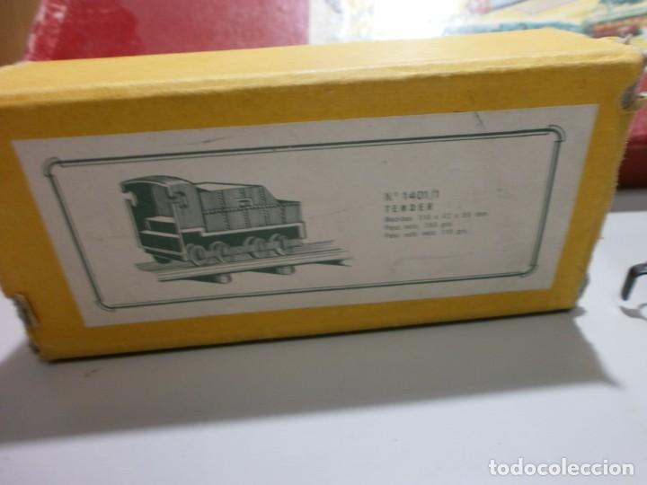Trenes Escala: tender nº1401/1 paya rai con su caja original ver fotos - Foto 3 - 171691238