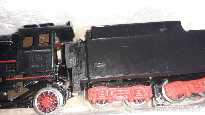 Trenes Escala: TREN PAYA HO COMPLETO PASAJEROS Y LOCOMOTORA VAPOR , TREN DE JUGUETE, TREN ANTIGUO, TREN PAYA - Foto 22 - 173935038