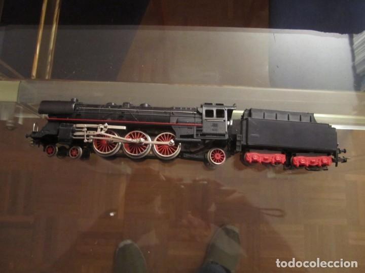 Trenes Escala: Tren H0 Paya Pacific 1632 de pasajeros de los años 60 - Foto 11 - 175193627