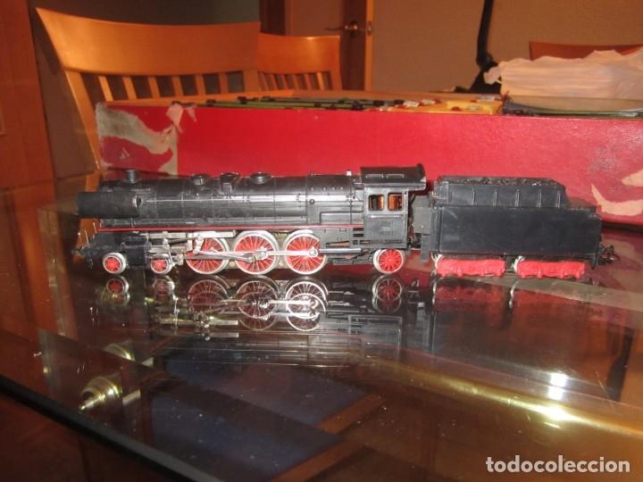 Trenes Escala: Tren H0 Paya Pacific 1632 de pasajeros de los años 60 - Foto 12 - 175193627