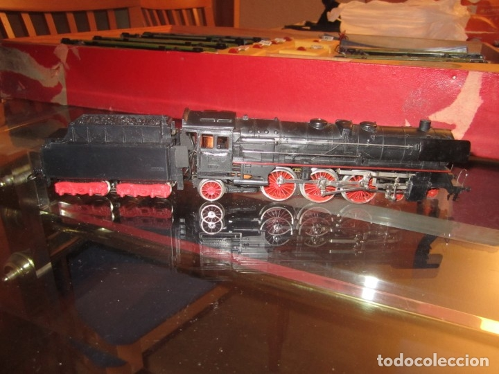 Trenes Escala: Tren H0 Paya Pacific 1632 de pasajeros de los años 60 - Foto 13 - 175193627