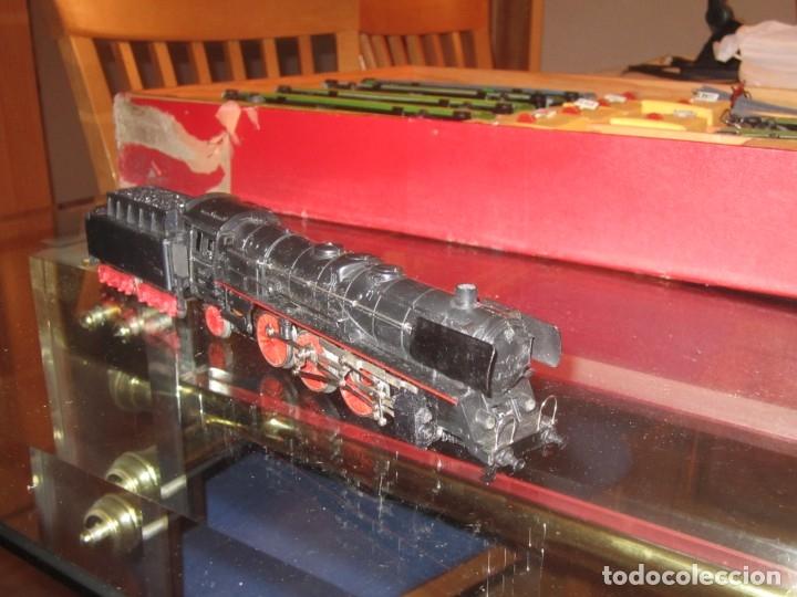 Trenes Escala: Tren H0 Paya Pacific 1632 de pasajeros de los años 60 - Foto 14 - 175193627