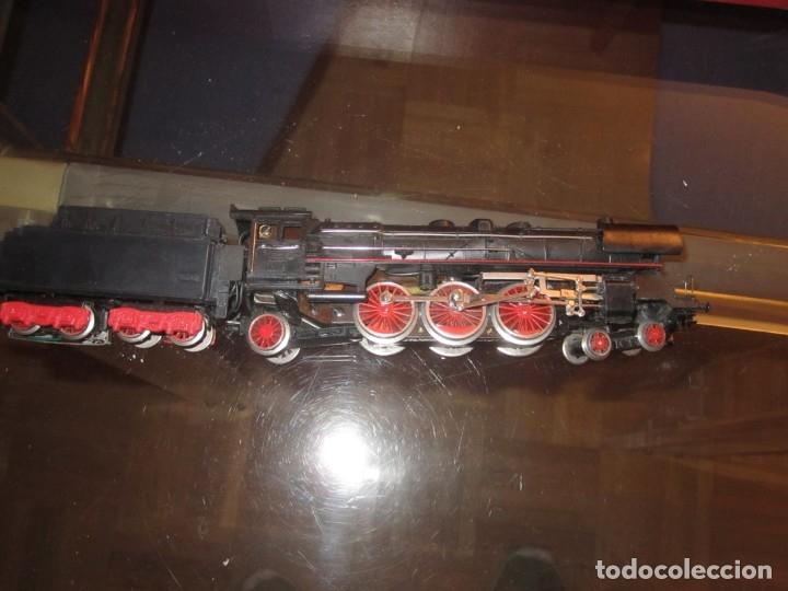 Trenes Escala: Tren H0 Paya Pacific 1632 de pasajeros de los años 60 - Foto 16 - 175193627