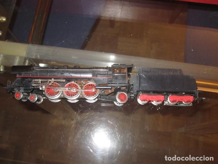 Trenes Escala: Tren H0 Paya Pacific 1632 de pasajeros de los años 60 - Foto 17 - 175193627