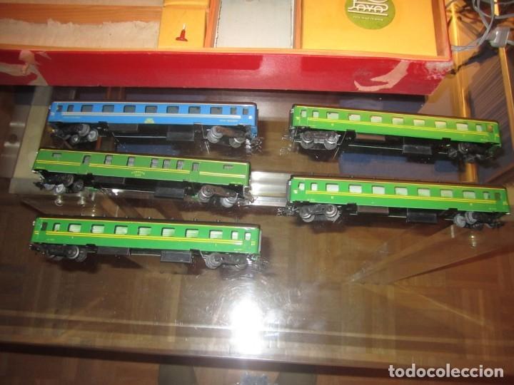 Trenes Escala: Tren H0 Paya Pacific 1632 de pasajeros de los años 60 - Foto 19 - 175193627