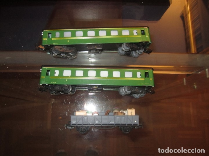 Trenes Escala: Tren H0 Paya Pacific 1632 de pasajeros de los años 60 - Foto 20 - 175193627