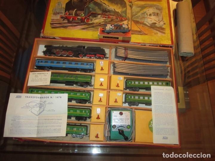 Trenes Escala: Tren H0 Paya Pacific 1632 de pasajeros de los años 60 - Foto 21 - 175193627