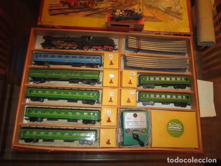 Trenes Escala: Tren H0 Paya Pacific 1632 de pasajeros de los años 60 - Foto 22 - 175193627