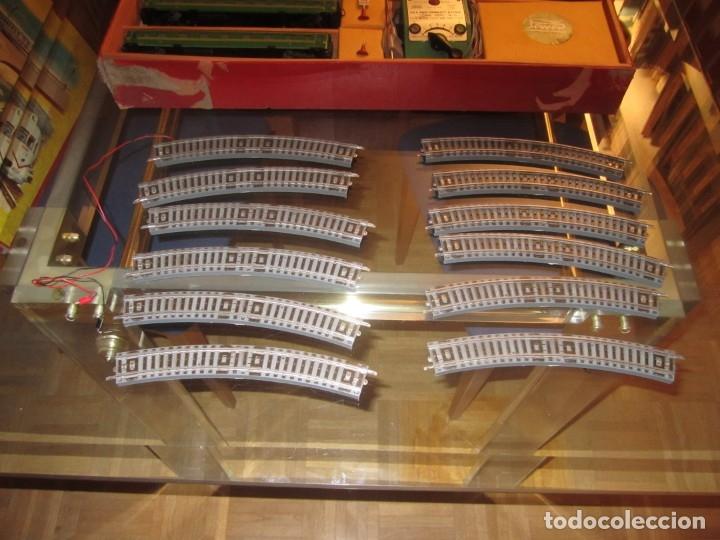 Trenes Escala: Tren H0 Paya Pacific 1632 de pasajeros de los años 60 - Foto 27 - 175193627