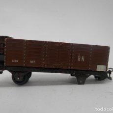 Trenes Escala: VAGÓN BORDE BAJO ESCALA HO DE PAYA . Lote 177620533