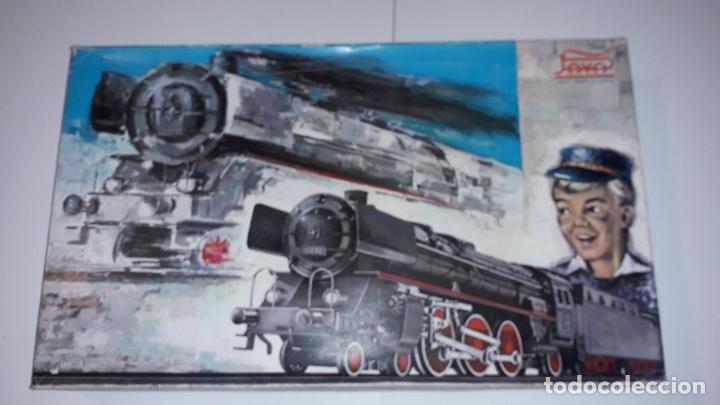 Trenes Escala: PAYA TREN PAYA HO REF. 16025 VAPOR , JUGUETE ANTIGUO, TREN PAYA, JUGUETE ANTIGUO - Foto 3 - 179106487