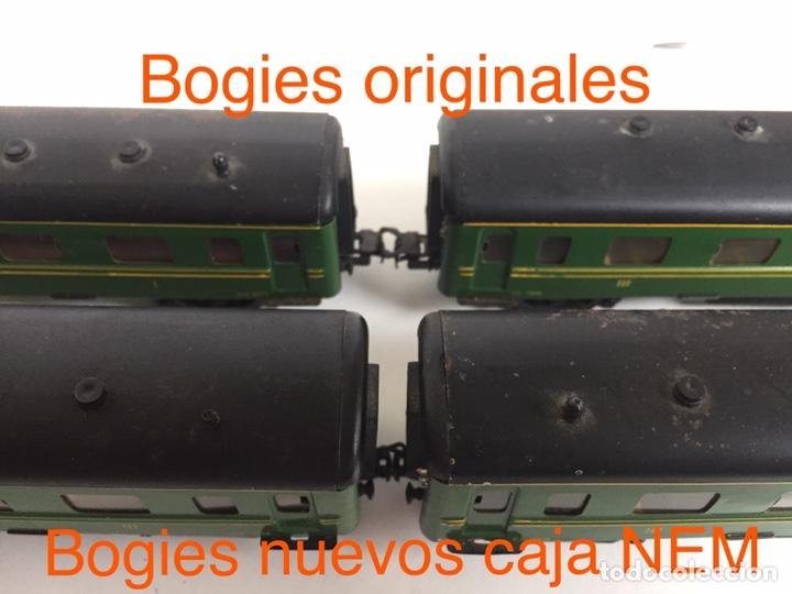 Trenes Escala: Payá repuesto bogie H0 con caja NEM - Foto 3 - 180020645