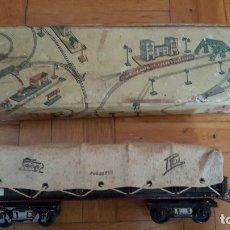 Trenes Escala: VAGON DE TREN PAYA JUGUETES RAI CON SU CAJA. Lote 181212727