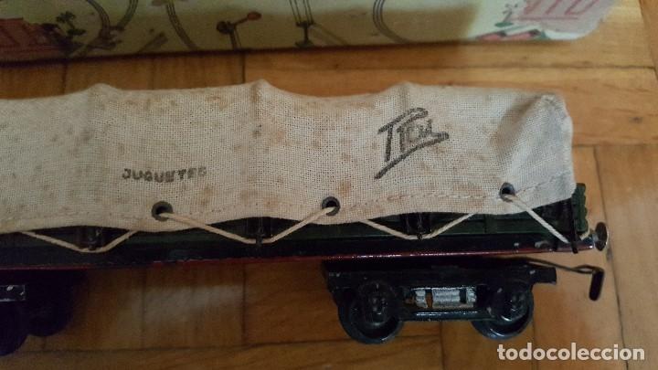 Trenes Escala: VAGON DE TREN PAYA JUGUETES RAI CON SU CAJA - Foto 3 - 181212727