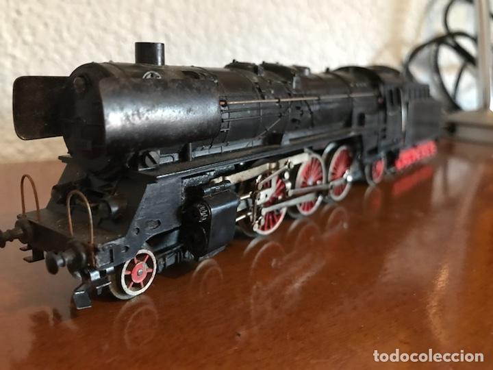 Trenes Escala: Locomotora vapor Paya escala HO - Foto 2 - 182545058