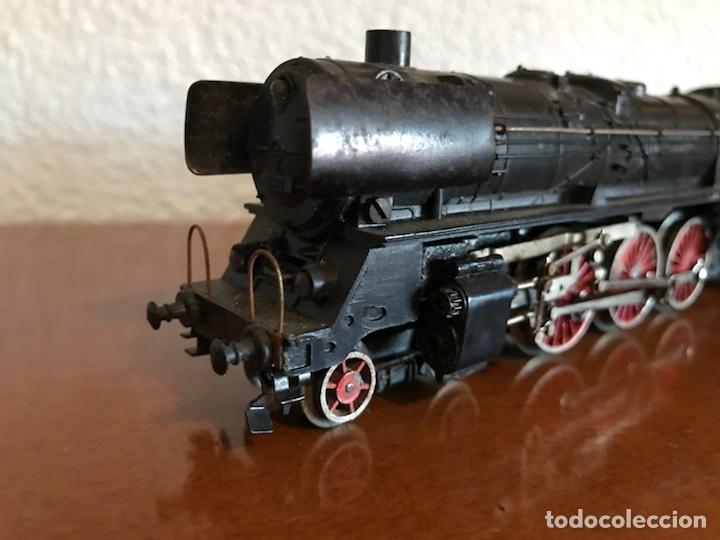 Trenes Escala: Locomotora vapor Paya escala HO - Foto 3 - 182545058
