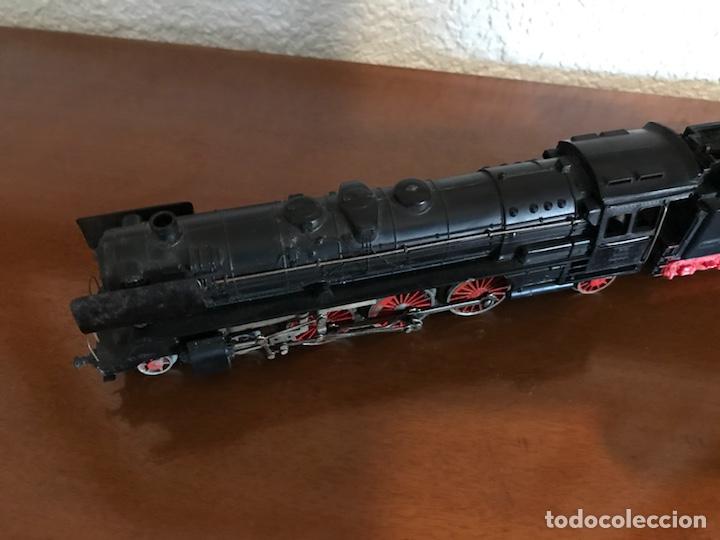 Trenes Escala: Locomotora vapor Paya escala HO - Foto 4 - 182545058
