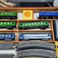 Trenes Escala: CAJA PAYA HO 16010 FC VIAJEROS CON EXTRAS. Lote 182567900