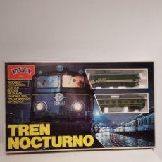 Trenes Escala: PAYA TREN NOCTURNO EN CAJA ORIGINAL NUEVO PRECINTADO ORIGINAL DE ÉPOCA. Lote 183585491