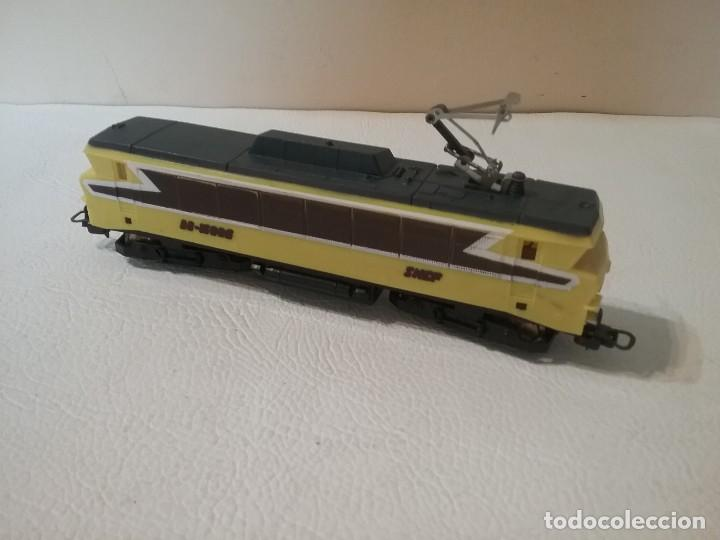 MAQUINA LOCOMOTORA ELECTRICA SNCF BB15006 PAYA (Juguetes - Trenes a Escala H0 - Payá H0)