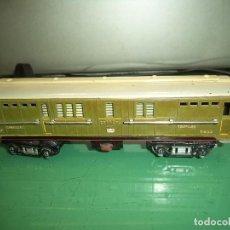 Trenes Escala: VAGON PAYA CORREOS. Lote 183845898