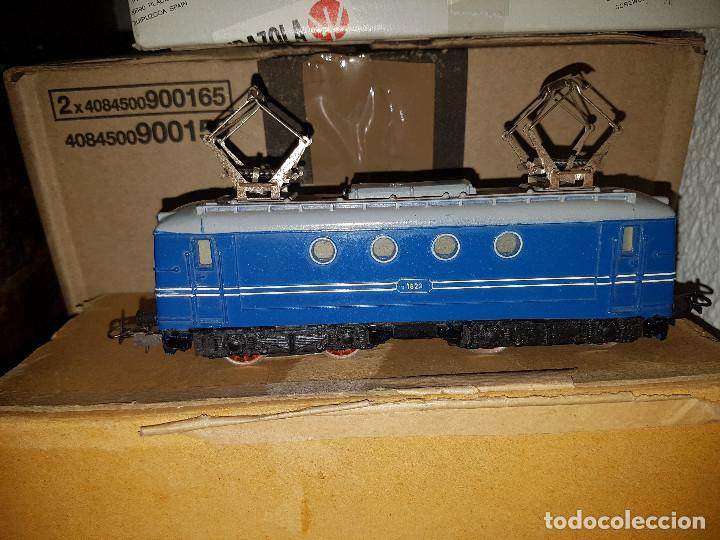 Trenes Escala: Paya H0 Locomotora Fabricada por la Casa Payá en los 60. funcionando - Foto 2 - 184201990