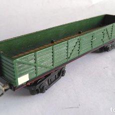 Trenes Escala: PAYÁ S VAGÓN CARGA ABIERTO AÑOS 50. Lote 186109983