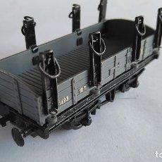 Trenes Escala: PAYÁ S VAGÓN CARGA 2 EJES TELERO AÑOS 50. Lote 186110638