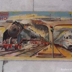 Trenes Escala: ANTIGUO TREN DE PAYA. Lote 186292693