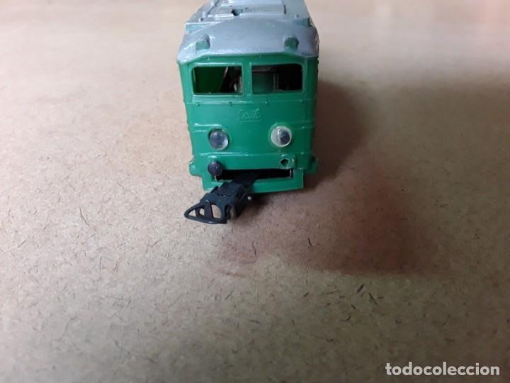 Trenes Escala: Locomotora tren paya 1823 - Foto 4 - 191203198
