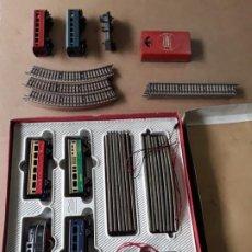 Trenes Escala: LOTE TRENES Y VIAS PAYA. Lote 193436295