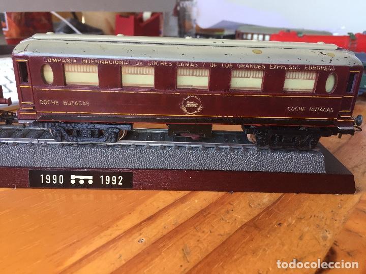 Trenes Escala: Paya repuesto 2 Bogies Escala H0 rectangular - Foto 5 - 194010125