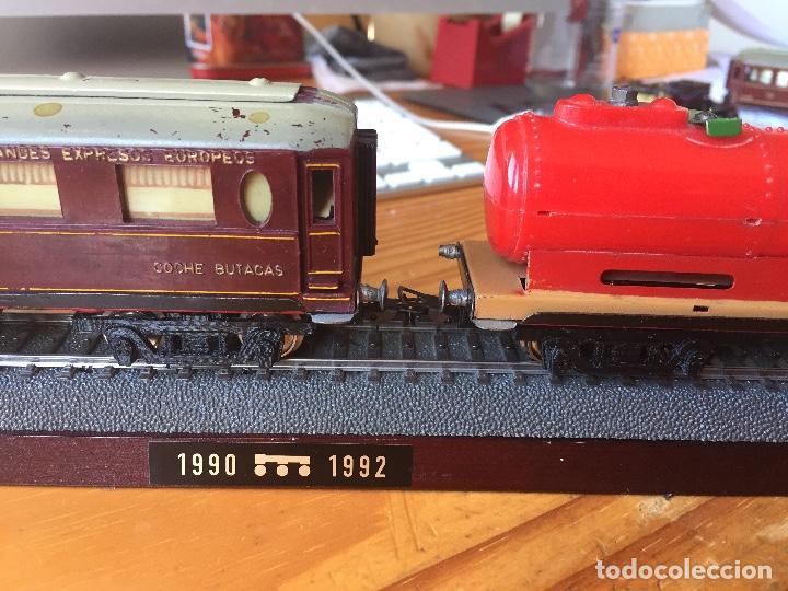 Trenes Escala: Paya repuesto 2 Bogies Escala H0 rectangular - Foto 6 - 194010125